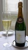 台中樂沐法式餐廳(2014年亞洲最佳50餐廳第24名):台中樂沐法式餐廳-經典套餐-2008法國BAUGET-JOUETTE香檳.JPG