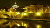 義大利之旅-羅馬索菲特酒店-羅馬-梵蒂岡:羅馬-台伯河與聖彼得大教堂.JPG