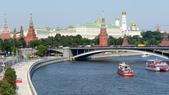俄羅斯之旅:莫斯科-莫斯科河沿岸2.JPG