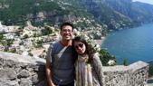義大利之旅-卡布里島-藍洞-蘇連多-阿瑪菲海岸:阿瑪菲海岸-波西塔諾3.JPG