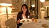 巴黎Hotel De Meurice-Restaurant le Meurice米其林三星法式餐廳:Restaurant le Meurice米其林三星法式餐廳3.JPG