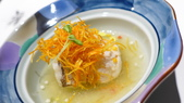 宜蘭力麗威斯汀度假酒店 (The Westin Yilan Resort):宜蘭力麗威斯汀度假酒店-舞日本料理-甘鯛雪花芡.JPG