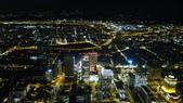 台北101大樓+觀景台:信義計畫區往北-夜景.JPG