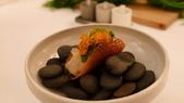巴黎Hotel De Meurice-Restaurant le Meurice米其林三星法式餐廳:Restaurant le Meurice米其林三星法式餐廳-主廚小點.JPG