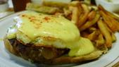 FORKERS 美式餐廳:班尼迪克蛋漢堡.jpg