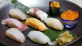 高雄帕莎蒂那HASHI日本料理:高雄帕莎蒂那HASHI日本料理-握壽司定食.JPG