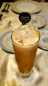 曼谷Sra Bua by Kiin Kiin泰式餐廳-(2014年亞洲最佳50餐廳第21名):曼谷Sra Bua by Kiin Kiin泰式餐廳-泰式奶茶.JPG