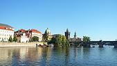德國捷克奧地利之旅:44.布拉格-伏爾他瓦河7.jpg