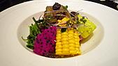 八王子日式懷石料理:鮑魚和風沙拉.jpg