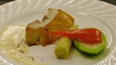 犇鐵板燒:犇鐵板燒-蘇澳產香煎紅條魚.JPG