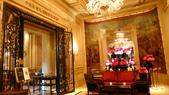 巴黎喬治五世四季酒店(Four Seasons Paris)+米其林二星Le Cinq:巴黎喬治五世四季酒店(Four Seasons Hotel George V, Paris)-Le Cinq 米其林二星法式餐廳2.JPG