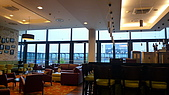 德國捷克奧地利之旅:2.萬豪酒店的餐廳1.jpg
