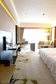 台北威斯汀六福皇宮:台北威斯汀六福皇宮-行政樓層-豪華客房1.JPG