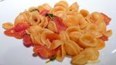 義大利之旅-米蘭-加達湖-維諾納:維諾納-HOTEL VERONESI LA TORRE-義式貝殼麵.JPG
