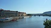 德國捷克奧地利之旅:30.布拉格-伏爾他瓦河2.jpg