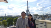 巴黎香格里拉大酒店(Shangri-La Hotel Paris)+米其林二星L''Abeille:巴黎香格里拉大酒店(Shangri-La Hotel, Paris)-埃菲爾塔景露台客房20.JPG