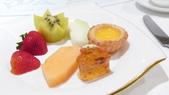 香港朗廷酒店-唐閣-米其林三星中餐廳:香港朗廷酒店-唐閣-米其林三星中餐廳-鮮果配甜點.JPG