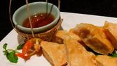 微風廣場-泰喜歡泰式料理+貓空纜車:微風廣場-泰喜歡泰式料理-月亮蝦餅.JPG