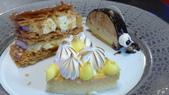 澳門新葡京酒店-米其林三星侯布雄天巢法國餐廳(Robuchon au Dôme):天巢法國餐廳-精選法式甜品1.JPG