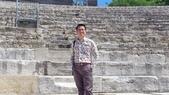 法國之旅--亞爾-嘉德水道古橋-蒙佩利爺:亞爾-古羅馬劇院4.JPG