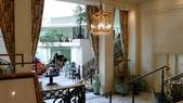 巴黎香格里拉大酒店(Shangri-La Hotel Paris)+米其林二星L''Abeille:巴黎香格里拉大酒店(Shangri-La Hotel, Paris)-La Bauhinia早餐廳.JPG