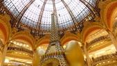 法國之旅-巴黎:巴黎-拉法葉百貨.JPG