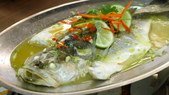 信義ATT-泰過熱泰國料理:泰過熱泰國料理-清蒸檸檬鱸魚.JPG