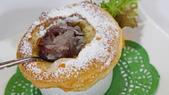 香港新同樂-米其林二星中餐廳:新同樂-米其林二星中餐廳-酥皮焗紅豆燕窩1.JPG