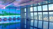 三訪香港麗思卡爾頓酒店(THE RITZ-CARLTON HONGKONG)+維多利亞港:香港麗思卡爾頓酒店-港景泳池.JPG