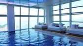 三訪香港麗思卡爾頓酒店(THE RITZ-CARLTON HONGKONG)+維多利亞港:香港麗思卡爾頓酒店-港景泳池2.JPG