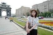 俄羅斯之旅:莫斯科凱旋門1.JPG
