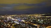 台北101大樓+觀景台:信義計畫區往西北淡水-夜景.JPG