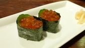 再訪 牡丹園日本料理:牡丹園日本料理-鮭魚卵握壽司.jpg