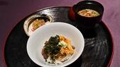 香港天空龍吟-米其林二星日法料理:天空龍吟-米其林二星日法料理-龍吟特製和牛海膽飯.JPG