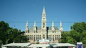 德國捷克奧地利之旅:20.維也納新市政廳.jpg