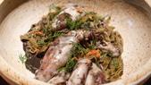 台北米其林一星-Longtail無國界料理:台北米其林一星-Longtail無國界料理-青醬墨魚義大利麵.JPG