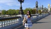 法國巴黎:法國巴黎-塞納河-亞歷山大三世橋5.JPG