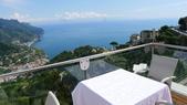 義大利之旅-卡布里島-藍洞-蘇連多-阿瑪菲海岸:阿瑪菲海岸-拉維洛-景觀餐廳.JPG
