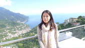 義大利之旅-卡布里島-藍洞-蘇連多-阿瑪菲海岸:阿瑪菲海岸-拉維洛-景觀餐廳1.JPG