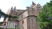 義大利之旅-維諾納-威尼斯:維諾納-古教堂1.JPG
