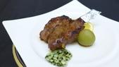 頂鮮101美食美景餐廳:頂鮮101美食美景餐廳-燒烤澳洲羊肩排.JPG