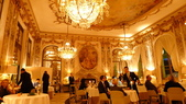 巴黎Hotel De Meurice-Restaurant le Meurice米其林三星法式餐廳:Restaurant le Meurice米其林三星法式餐廳1.JPG