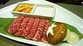 八王子日式懷石料理:安格斯牛紋板燒.jpg