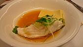 2011除夕&潮江燕晚宴:蔥油蒸斑片.jpg