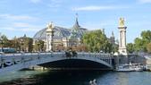 法國巴黎:法國巴黎-塞納河-亞歷山大三世橋-大皇宮1.JPG