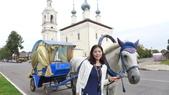 俄羅斯之旅:蘇茲達里-馬車1.JPG