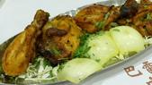 巴雷巴雷印度餐廳:巴雷巴雷印度餐廳-坦都窯烤雞腿.JPG