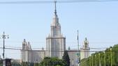俄羅斯之旅:莫斯科孫中山大學舊樓區.JPG