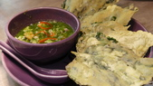 Nara Thai Cuisine:Nara Thai Cuisine-清邁酥炸桑葉.JPG