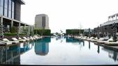 再訪 台北W飯店-紫艷中餐廳:台北W飯店-泳池畔1.jpg